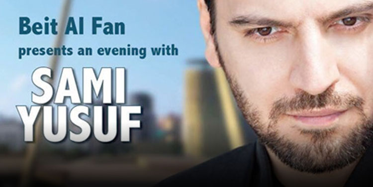 Sami Yusuf performs in Tripoli — LEBANON for the first time