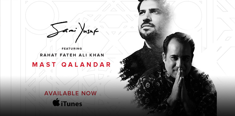 'Mast Qalandar' (featuring Rahat Fateh Ali Khan) is now out!