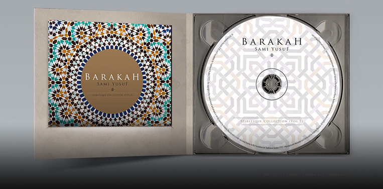 """Barakah"" album out now! Buy CD now!"