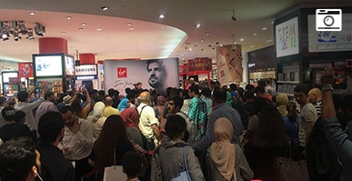 Barakah Album Signing Session – UAE, Dubai