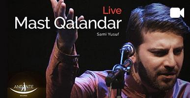 Mast Qalandar | Live in Concert 2016