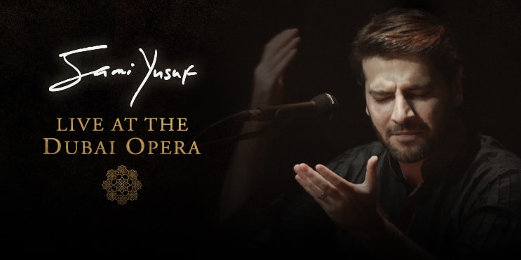 "Pre-order ""Live at the Dubai Opera"" now!"