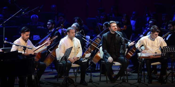 Sami Yusuf: Nasimi's poetry in its depth and breadth is captivating and even life-changing when fully understood (Azer Tac)