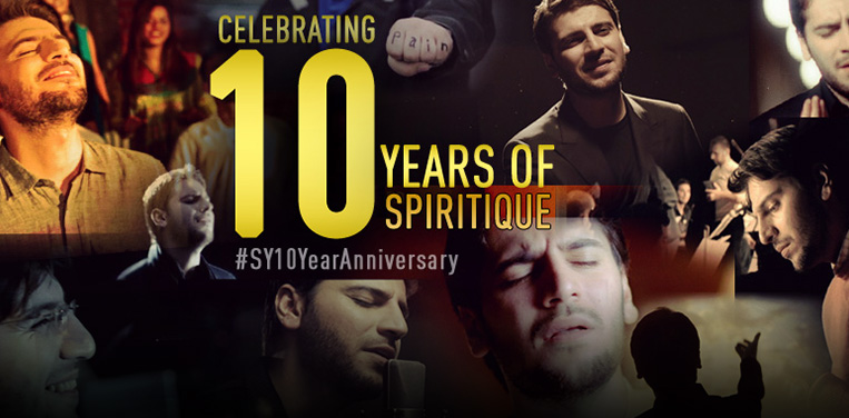 Celebrating 10 Years of Spiritique