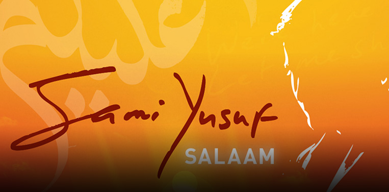 Sami Yusuf Releases His Latest Album 'Salaam' in Turkey