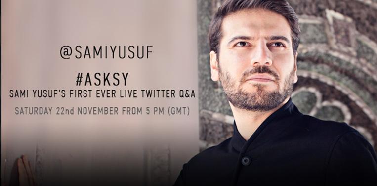 Live Twitter Q&A