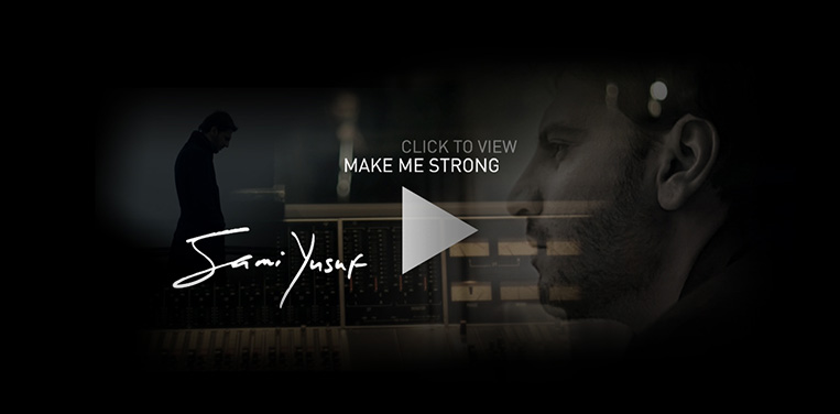Make Me Strong Music Video Has Been Released!