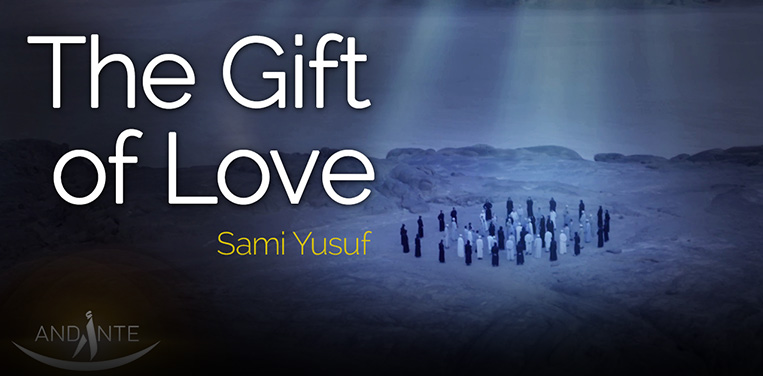 Watch New single The Gift of Love!