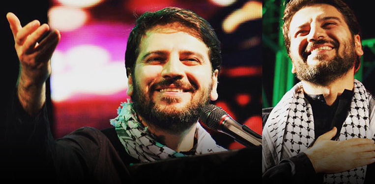 Sami Yusuf's first Musical Performance in Nazareth, Palestine.