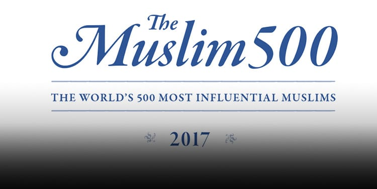 Sami Yusuf among 500 influential Muslims (2017 publication)