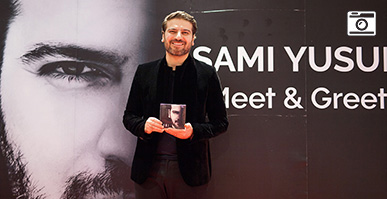 'SAMi' EP launch in Dubai