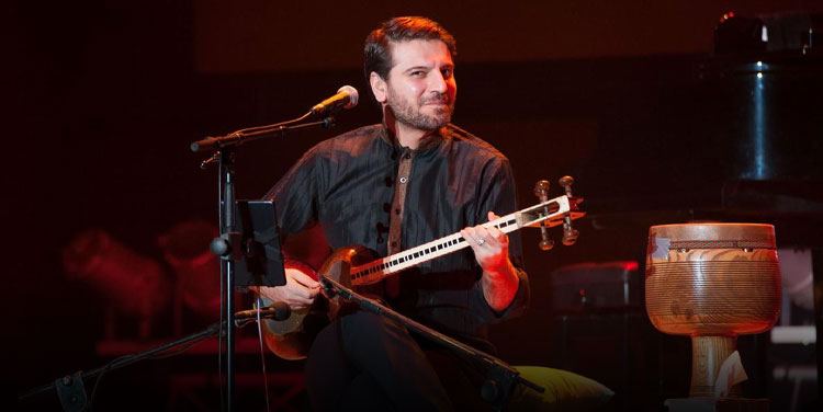 The National Exclusive: singer Sami Yusuf announces new album for this year