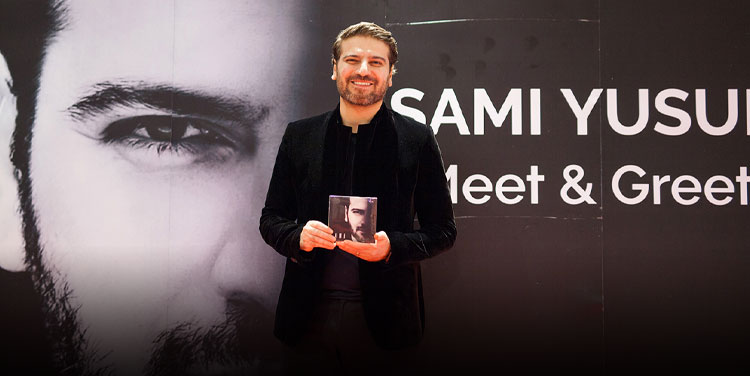 Sami Yusuf takes musical ride home with new EP (Gulf News)