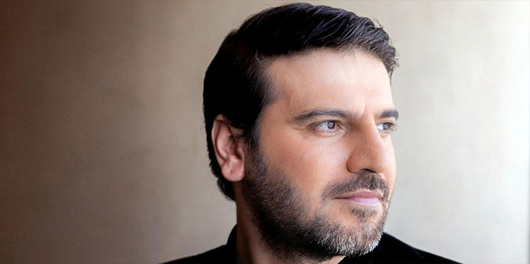 Sami Yusuf: 'If one has a strong spiritual discipline, it lessens the burden' (The National)