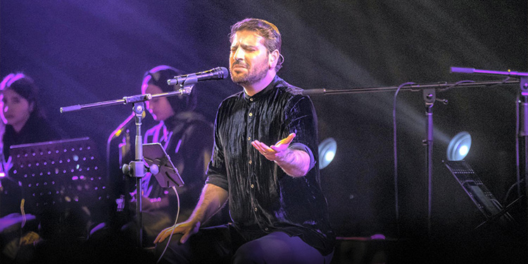 In pictures: Sami Yusuf delights the crowds at Emirates Palace (The National)