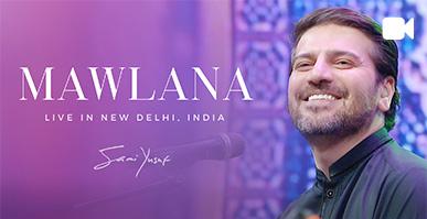 Mawlana (Live in New Delhi, INDIA)