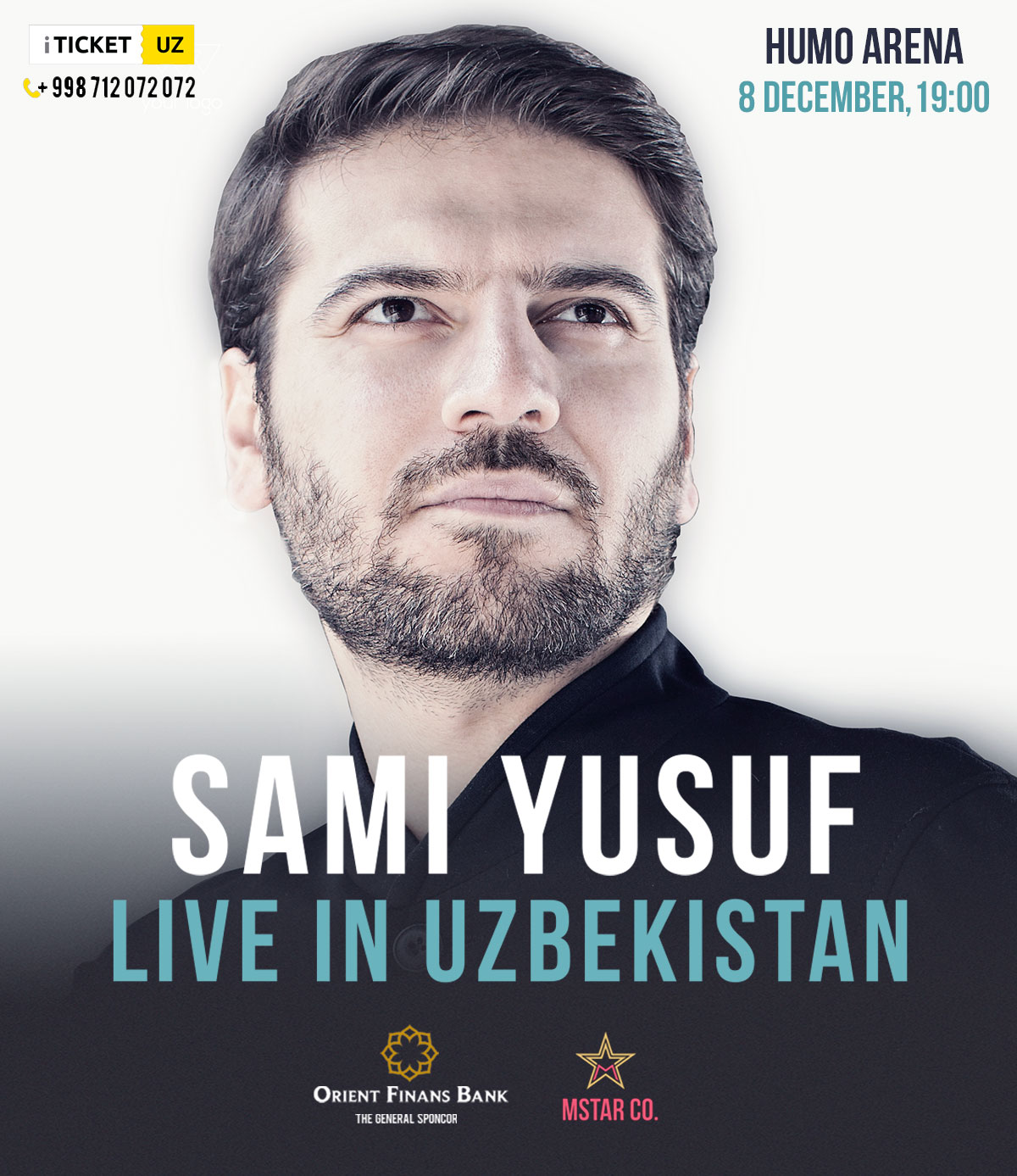 Final Poster For Uzbekistan Concert