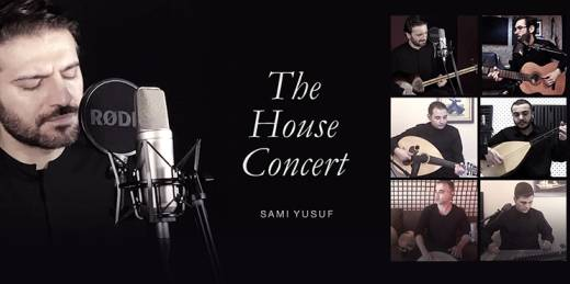 'The House Concert' Out Now