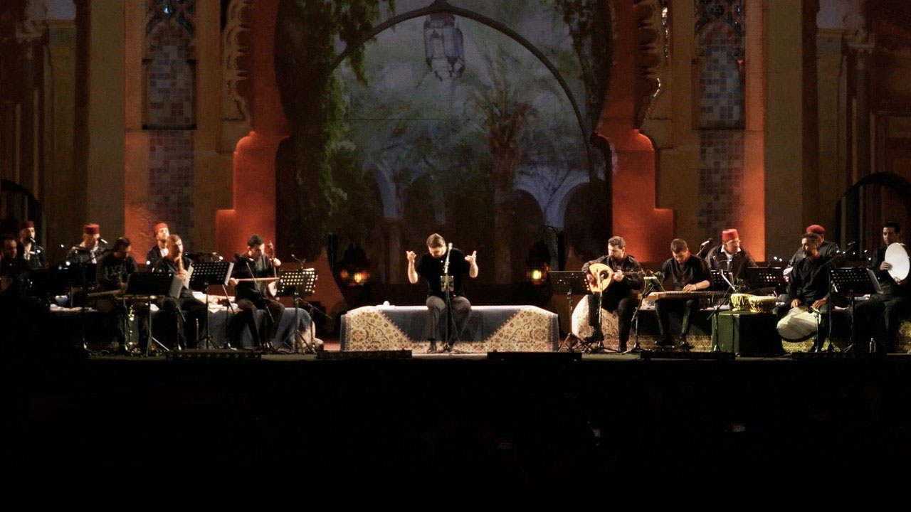 Come See (Live at the Fes Festival of World Sacred Music)