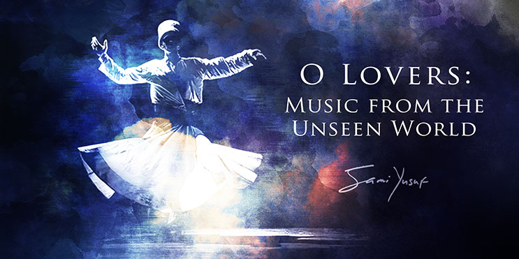 New Compilation Album 'O Lovers: Music from the Unseen World' Out Now!